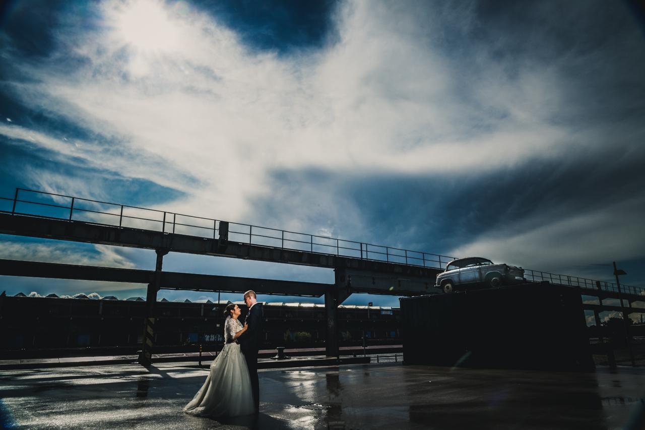 Hochzeit in Bremen im August 2018