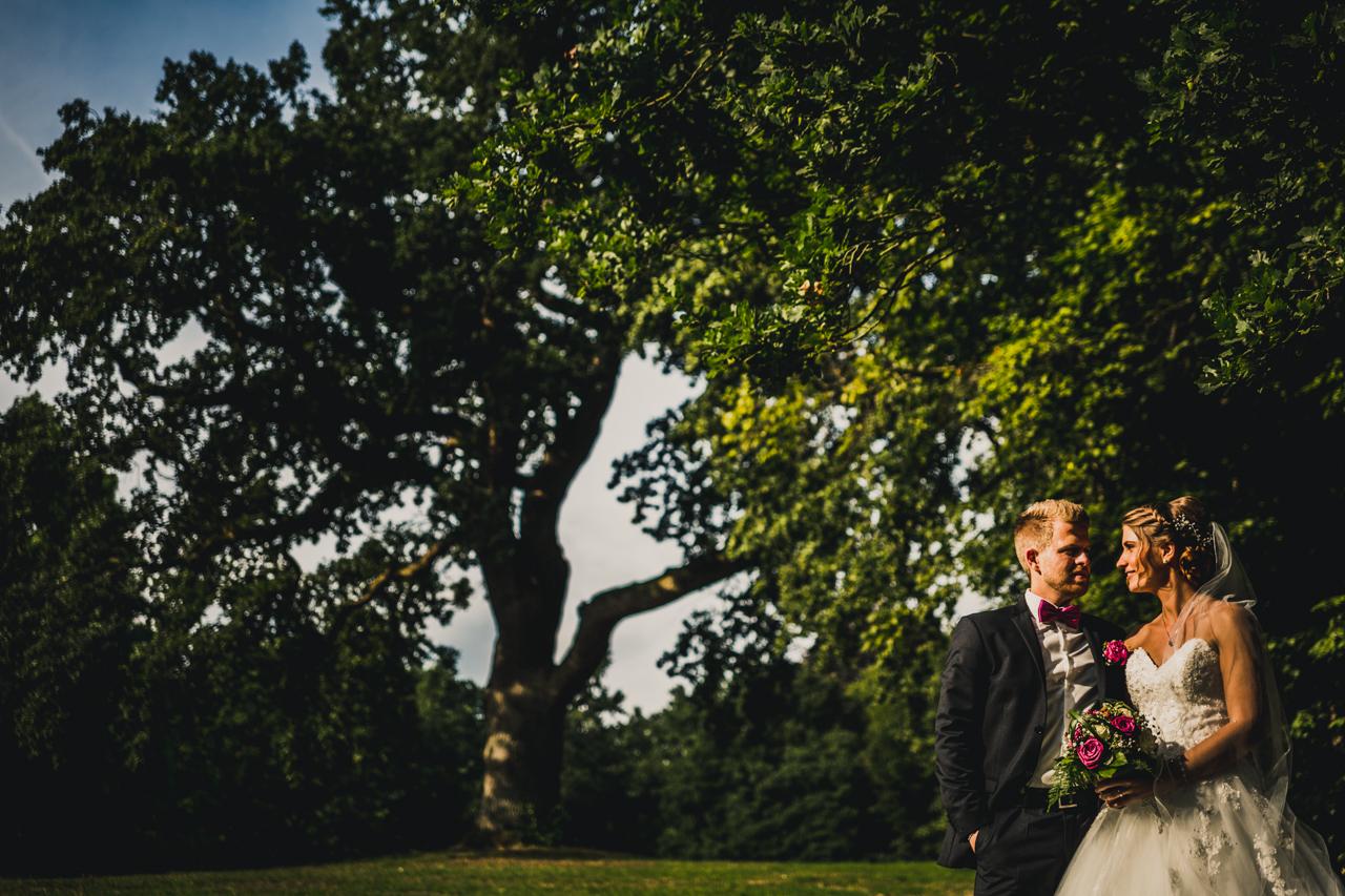 Hochzeit in Schwanewede im August 2018